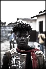 CONGO-ANGOLA, Pointe-Noire (Nicolas Diaz G) Tags: africa portrait man black face nikon gesicht noir retrato negro cara portrt preto uomo mens afrika mann pointe congo portret zwart homem ritratto nero hombre homme  visage portrat kongo schwarzes afrique  noire gezicht faccia brazzaville       pointenoire       d80         nikond80