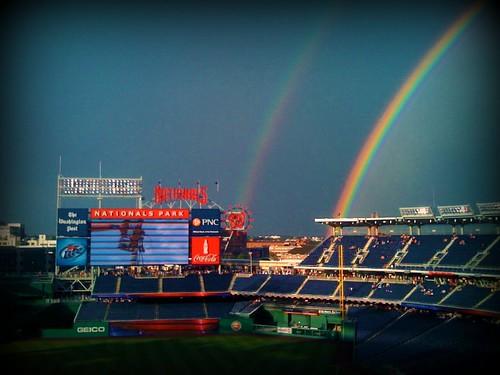 Dos Rainbow's