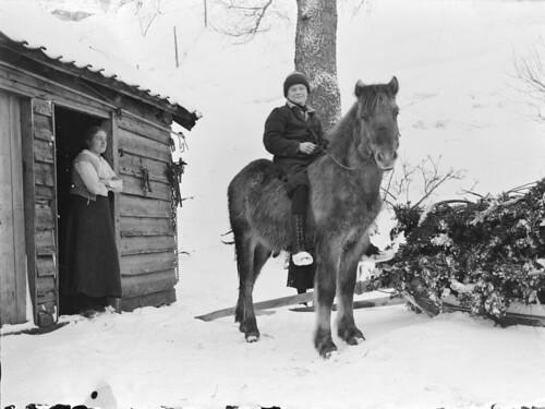 Winter in Stongfjorden