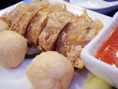 Ngoh Hiang - Pork and Prawn Beancurd Roll