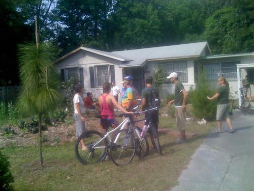 Gainesville Garden Bike Tour 2010