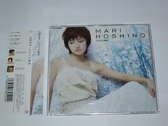 原裝絕版 2002年 6月26日 星野真里 MARI HOSHINO  CD 原價  1223YEN 中古品