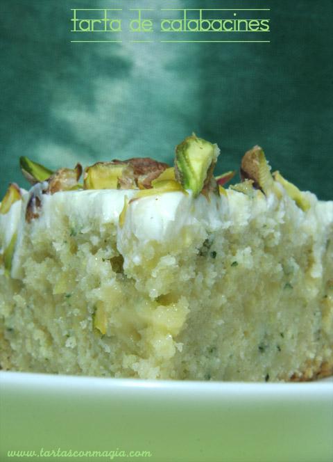 tarta calabacines
