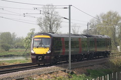 170116 (Alex Drennan) Tags: ely class170 arrivacrosscountry 170116 arrivatrainsgroup