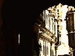 (She was here) Tags: windows sun india holiday love smile architecture photoshop buildings wow fun photography dance amazing sand nikon exterior play desert photos fort best explore camel laugh land barren photoshoped picnik jaisalmer edits camelride thardesert touristplace platinumphoto