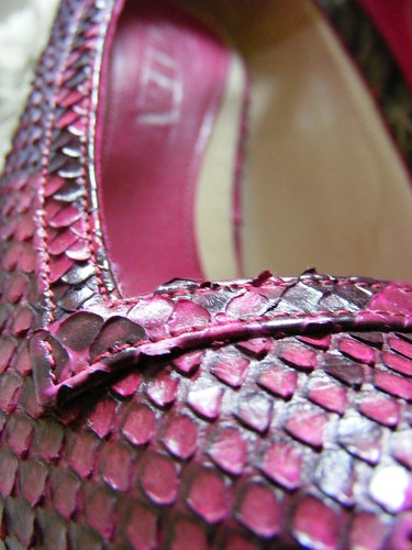 Alexander McQueen shoes from Cinderella Me
