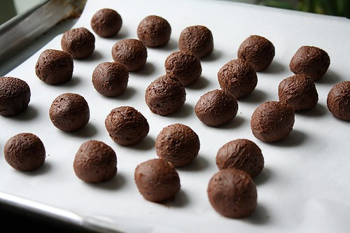 SMS Peanut Butter Truffles