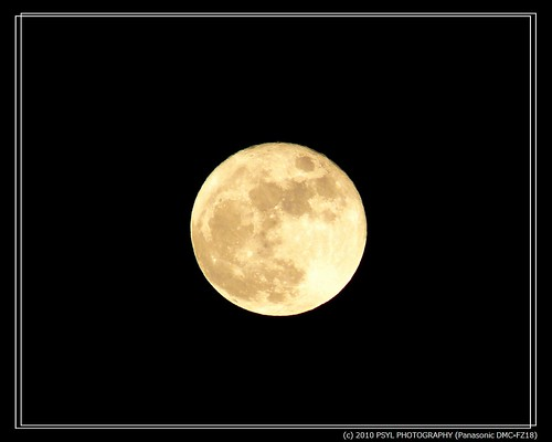 Full Moon Watch on 2010-04-28