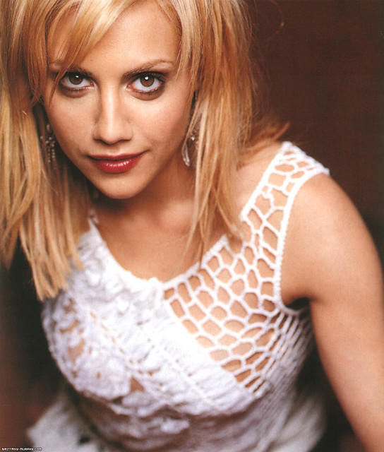 Brittany Murphy by P@my HQ
