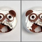 アニマルケーキ Panda 2 (parallel 3D) thumbnail
