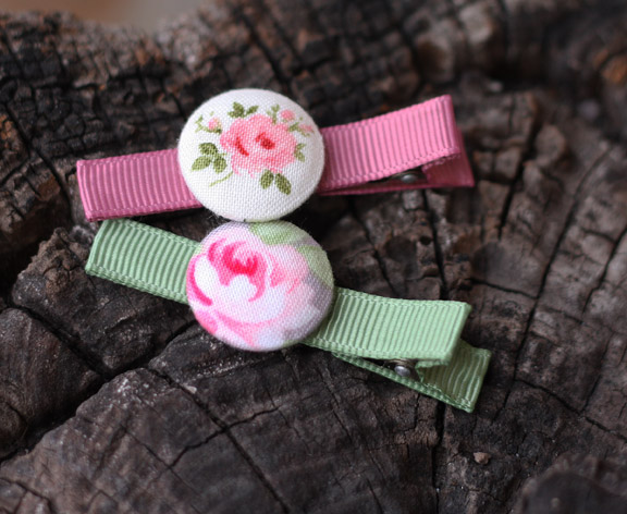 clippies shabby rose