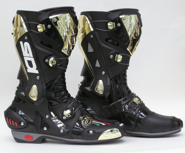 SIDI golden boot