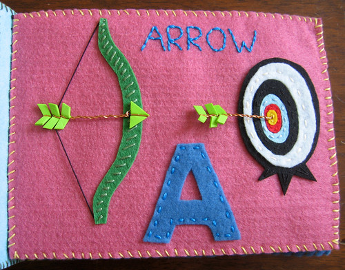 Page 3 - A for Arrow