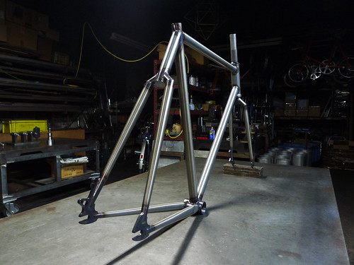 TETZ-ONE DISC FRAMESET