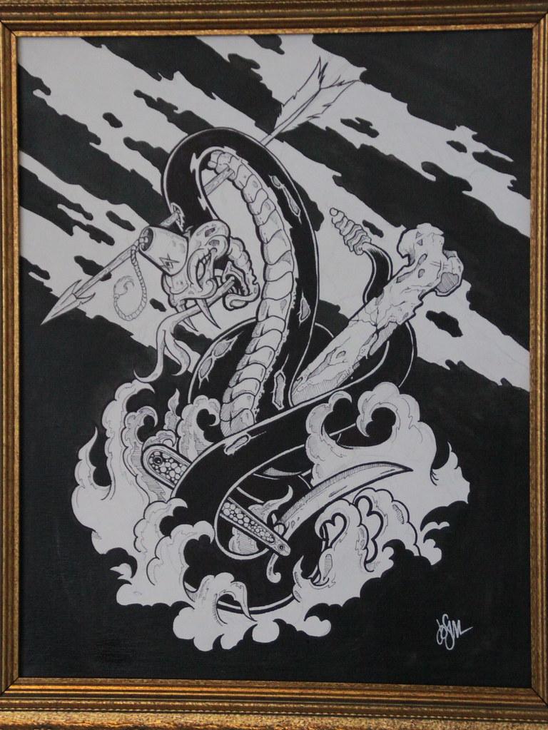"""""""Shriners Venom"""" by HYDRO 74"""