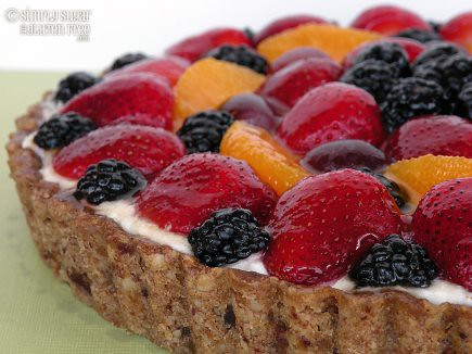 Fresh Fruit Tart 3