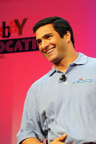 eBay: On Location - Dinesh Welcomes Attendees