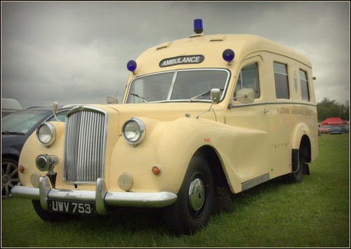 Wiltshire  Ambulance