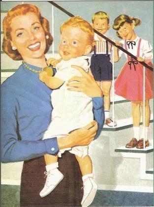vintage mom