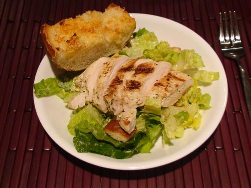 5/10/10 Caesar salad