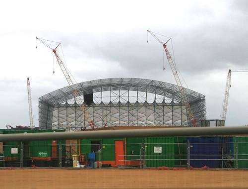 Basketball Arena (7650)