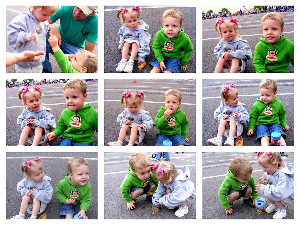 Gauge Snack @ Trike-a-thon collage