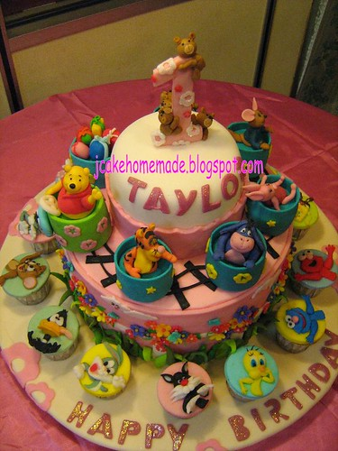 Birthday Cake (Group) · Character Cakes (Group)