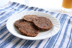 Raw Vegan Cookies! (Geoff Peters 604) Tags: cookies fruit vegan nuts walnuts almonds dates figs dehydrator cacaopowder eatrawvegan