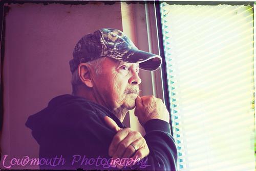 140/365 My dad...