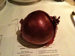 Morton's Huge Onion