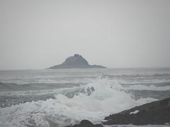 Incoming morning tide (tbirdshockeyfan) Tags: ocean beach oregon pacificocean crashingwave lincolncityoregon