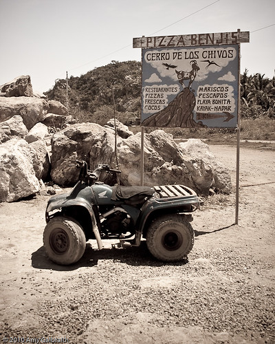 ATVs and Pizza