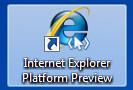 Internet Explorer Platform Preview icon