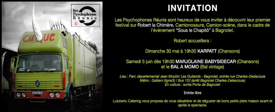 Concert POUET POUET CAMION le 30 mai à BAGNOLET 4644836113_482ed67a7a_o