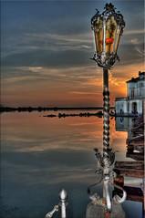 Dark Lamp (King Midas Touch*) Tags: sunset sea panorama lamp landscape photography tramonto mare natura viaggi hdr wwh hccity googleimmagini luigicostanzo lucasignorini