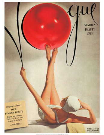 Vogue 1941 Summer Beauty Issue