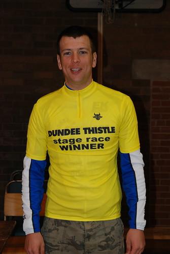 Peter Murdoch Race Winner
