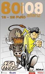 Allariz - 2008 - Festa do Boi - cartel