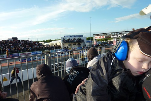Santa Pod Webcam TV