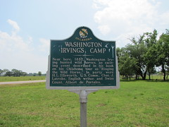 Washington Irving's Camp