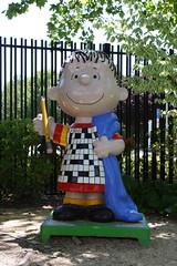 Linus (Han Shot First) Tags: peanuts charlesschulzmuseum linusvanpelt