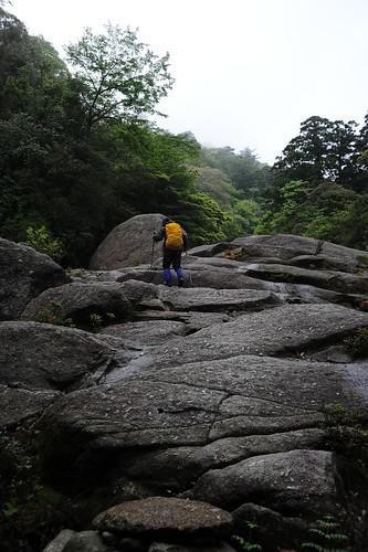いきなり岩登り