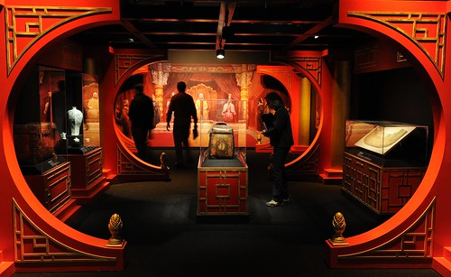 Genghis Khan exhibit (Photo by Cyrus McCrimmon, The Denver Post)