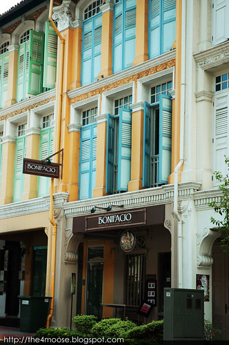 Bonifacio - Shophouse