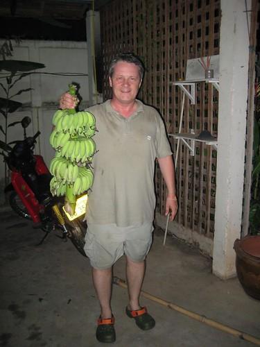 Meine erste Banane