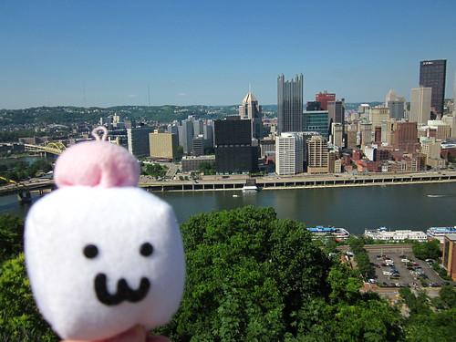 Gweetings fwom Pittsburgh!
