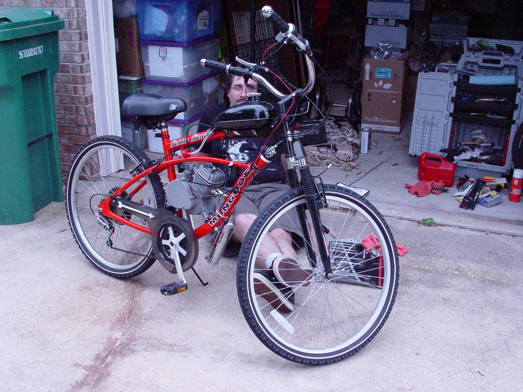 Mongoose motor bike not for dirt biking