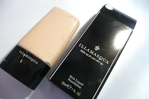 Illamasqua Rich Foundation RF 120