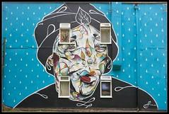 Closer Tom Hine (Romany WG) Tags: street urban abstract art tom bristol graffiti mural contemporary aerosol hine