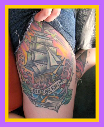 Heather's Tattoo by cinderella.girl63. From cinderella.girl63